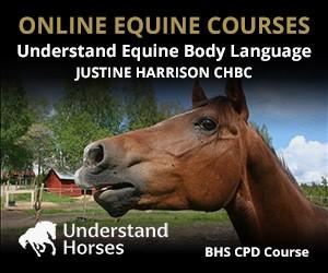 UH - Understand Equine Body Language (Nottinghamshire Horse)